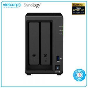 Vietcorp phân phối NAS Synology DS720+